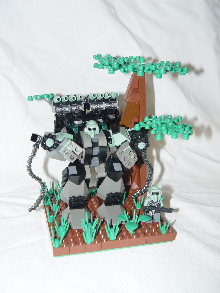 Swamp Trooper Power-Armour