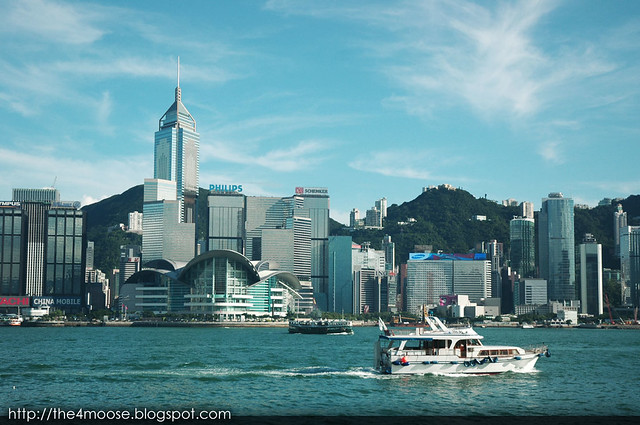 Hong Kong 香港 - Victoria Harbour 維多利亞港