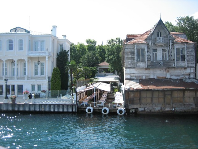 Three Lots on Bosphorus