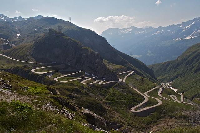 Curves - Gotthard