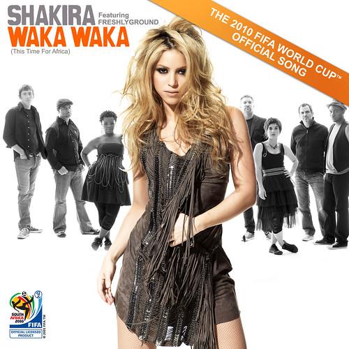 Shakira Wakawaka