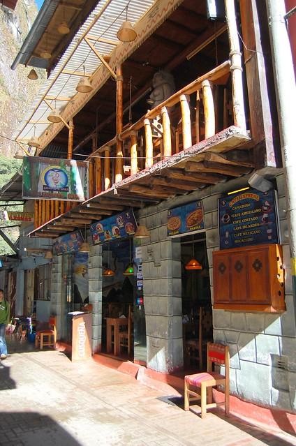 Machu Picchu Restaurant Paris