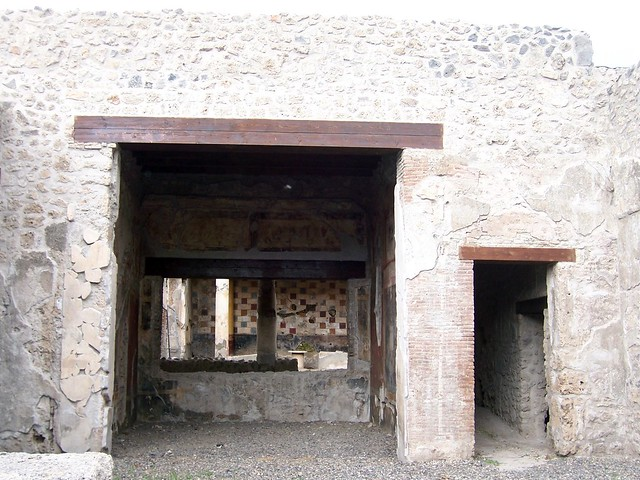 Shops, Pompeii