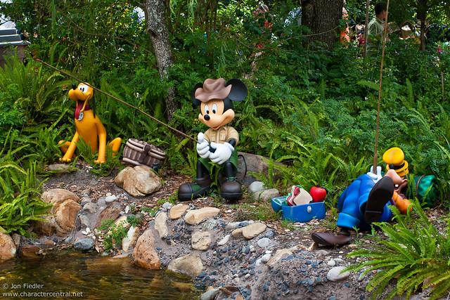 WDW April 2009 - Camp Minnie-Mickey