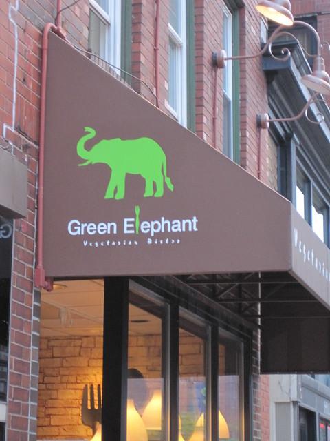 Restaurant Review: Green Elephant, Portland, Maine