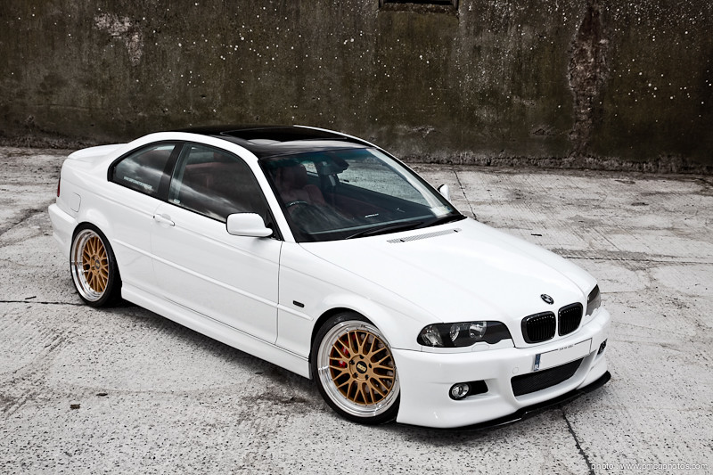 e46 bmw 323ci with ess supercharger. Black Bedroom Furniture Sets. Home Design Ideas