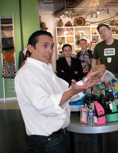 Brian Solis Book Signing at Oprah Store