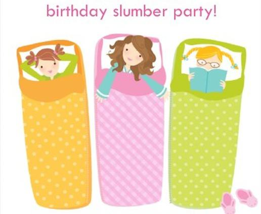 Slumber Party Pictures 46