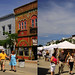 Mount Horeb Art Fair Downtown =view stereo