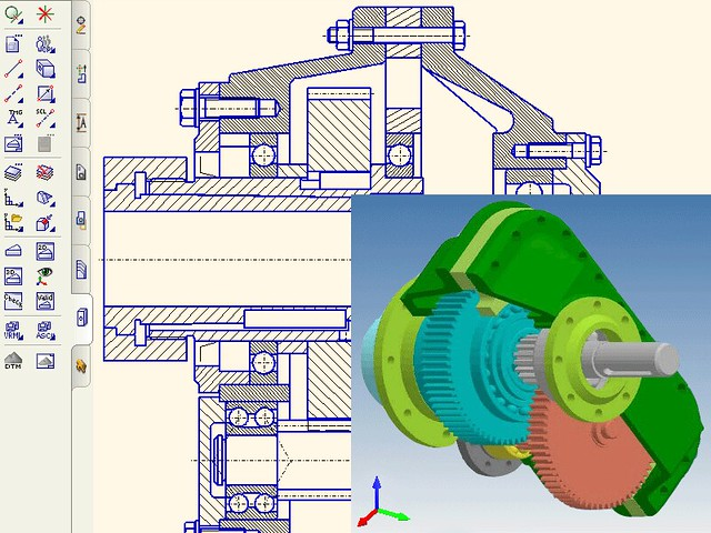 Free 3d Cad Software Flickr Photo Sharing