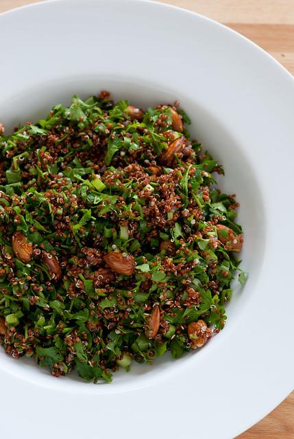 quinoa tabbouleh   Flickr - Photo Sharing!