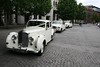 Hochzeitswagen vor der St Paul's Cathedral by sethiele