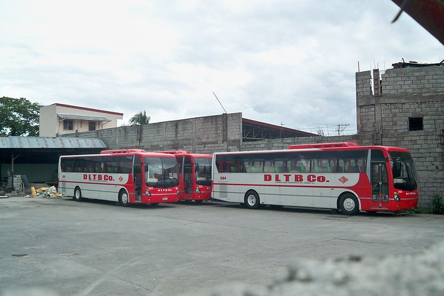 DLTBCo @ Inland terminal, pasay