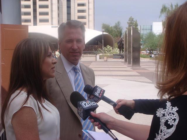 Arizona Criminal Attorney David Cantor Lisa Randall Dismissal 10