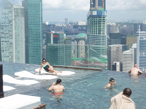 Infinity Pool Singapore Marina Sands Bay-15