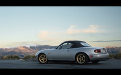 automobile, automotive exterior, wheel, vehicle, performance car, automotive design, mazda mx-5, land vehicle, convertible, sports car,