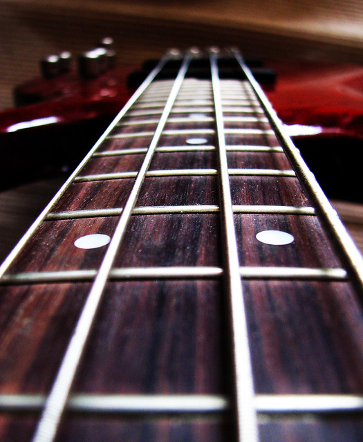 Photo:fretboard By corrieb