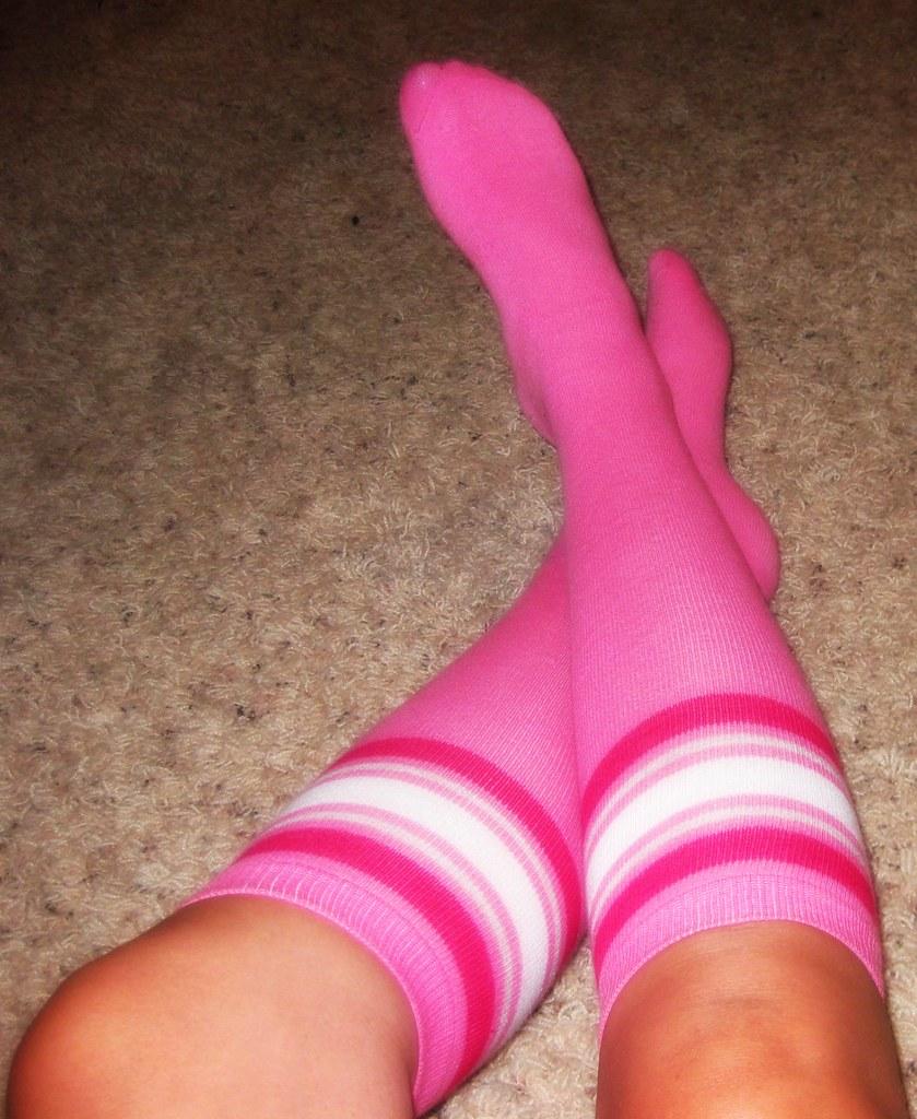Anal pink sock pics