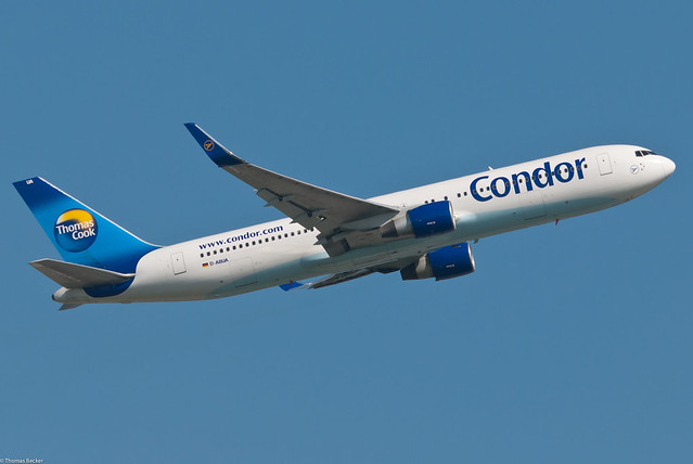 Condor Flugdienst Boeing 767-330 (ER) D-ABUA (42283) - a photo on Flickriver
