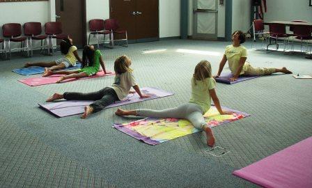 Tween Yoga 001