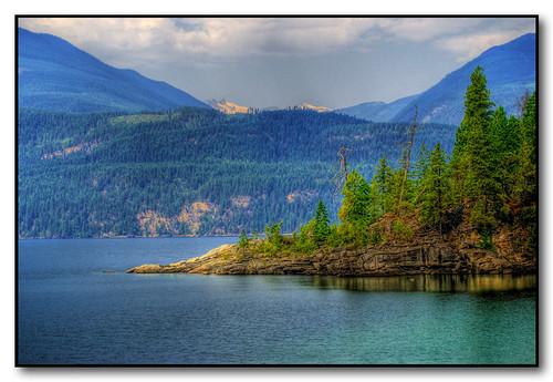 Kootenay Bay on Kootenay Lake