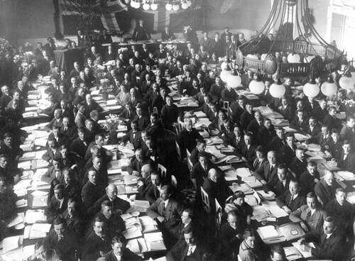 Det Norske Arbeiderpartis landsmøte, 3-6 november 1923