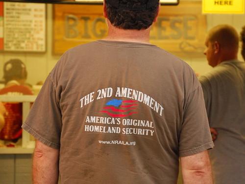 The 2nd Amendment: America's Original Homeland Security