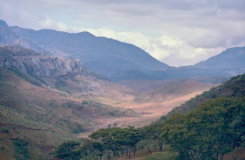 Zimbabwe : Chimanimani Mountains