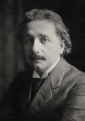 Albert Einstein, by E.O. Hoppe 1921