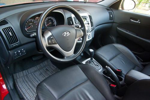 Maho car hyundai i30 interior for Interior hyundai i30