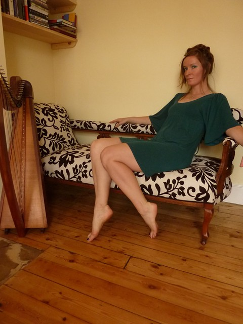 Brona on Chaise 2
