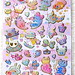 Kawaii Cute Japanese Stickers