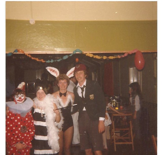 New Year's Eve 1981/2