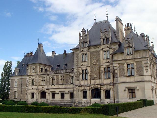 Chateau de menetou salon flickr photo sharing for Chateau de menetou salon