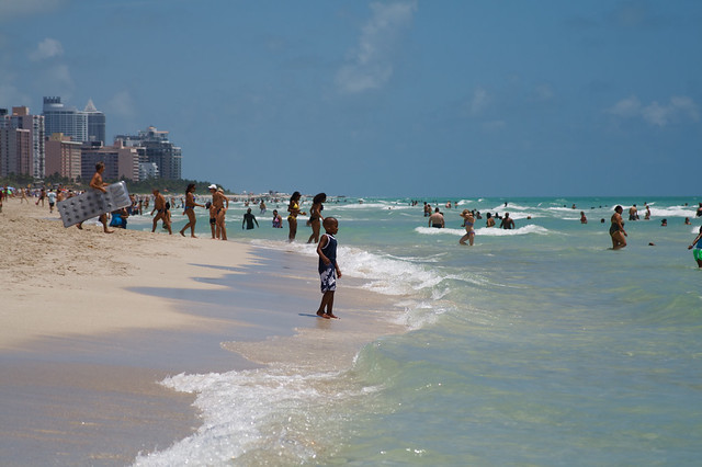 Miami Beach by CC user googlisti on Flickr