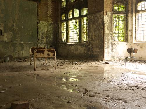 Beelitz Heilstatten - Flickr: davidrush