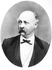 A photo of Richard Beverly Cole (1829-1901)
