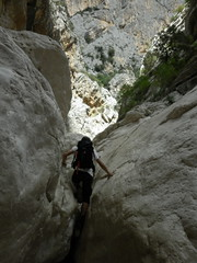canyon, adventure, recreation, free solo climbing, outdoor recreation, mountaineering, extreme sport, wadi, climbing,