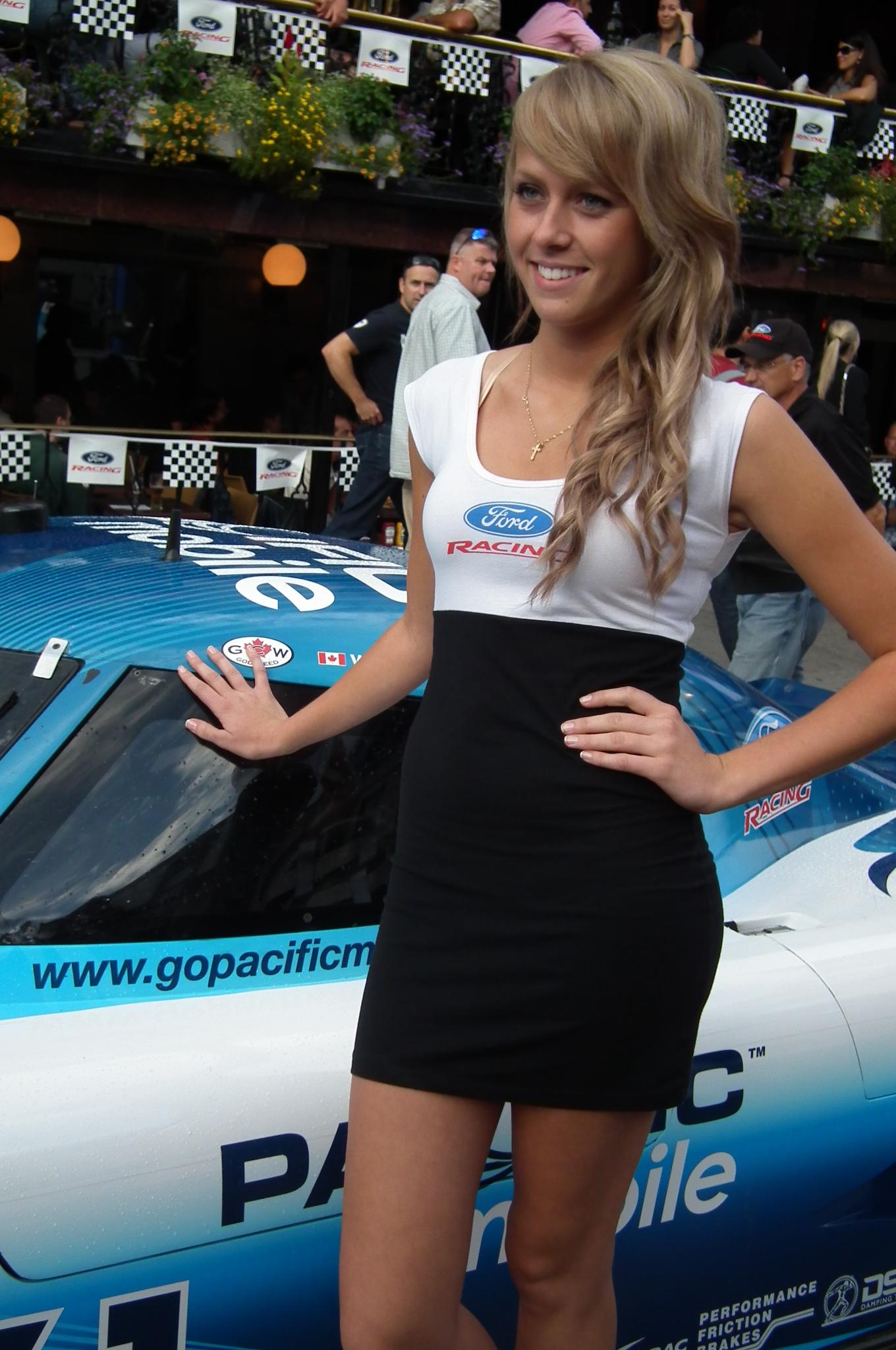 Ford Racing Girls Ford racing girls, ford racing festival, fuji hs10 ...