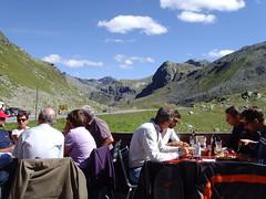 240 MV-Alpentour 2010 - Flüelapass