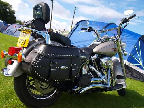 Harley Davidson Motorcycles - 2007