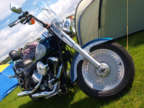 Harley Davidson Motorcycles - 2002