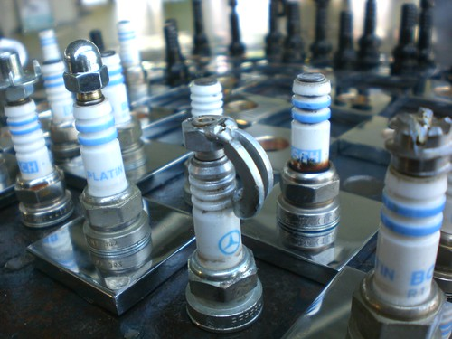 Schachfiguren Design