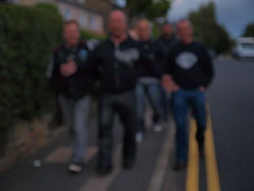 Harley Davidson Group Photo