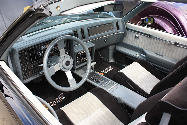 1987 buick grand national interior flickr photo sharing - 1987 buick grand national interior ...