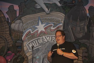 Jeff Pulver Discussion at The Mall of America