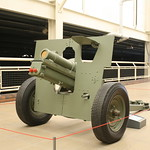 British 3.7 in Pack Howitzer