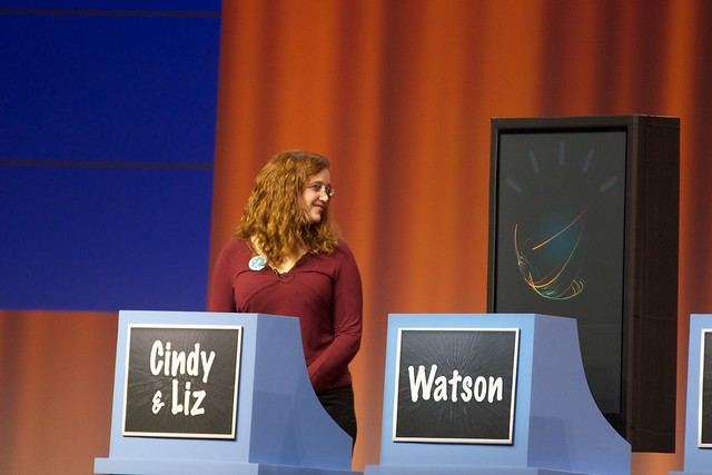 Jeopardy - Watson vs Lotuspherians -Lotusphere 2011