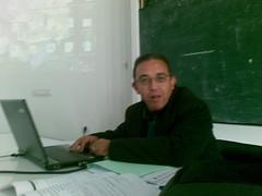 الأستاذ محمد امعارش
