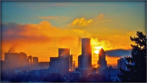 fog sunrise vista pdx tpe